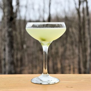 Molly's Lane Gimlet