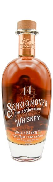 Schoonover Straight Bourbon Whiskey